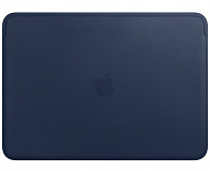 Apple Leather Sleeve для MacBook Air и MacBook Pro 13″ темно-синий