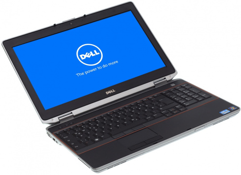 "Dell Latitude E6520 15.6"" Intel Core i7 2640M"