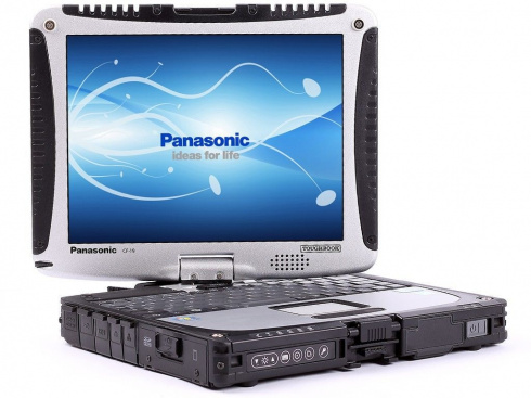 "Panasonic Toughbook CF-19 MK-6 10.4"" Intel Core i5 3320M"