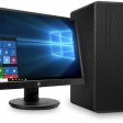 HP ProDesk 400 G4 MT Intel Core i3 7100 3.9GHz + Monitor V214.7in фото 1