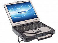 "Panasonic Toughbook CF-30 MK3 13.3"" Windows Vista"