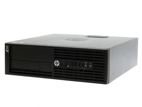 HP Z220 SFF Workstation фото 2