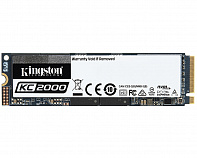 Kingston KC2000 250 Gb SSD PCIe 3.0