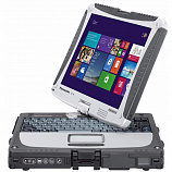 "Panasonic Toughbook CF-19 MK-7 10.1"" 500Gb HDD"